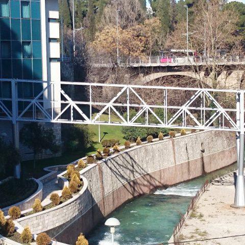 Pasarela Podgorica