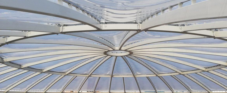 Još jedan krov do zatvaranja objekta. BW Gallery